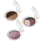 Calla Lily's luxuriously baked mineral eye shadow glide on smoothly and effortlessly for long lasting, crease-proof color. Delicately milled and microfine, the mineral shadows reflect light away from fine lines and add vibrancy to the eye. They are free of talc, fragrance and other skin irritants.