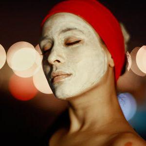 complexion repair mud mask