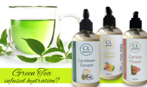 green tea CL Body