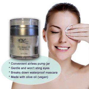 Eye Make Up Remover - Calla Lily Cosmetics