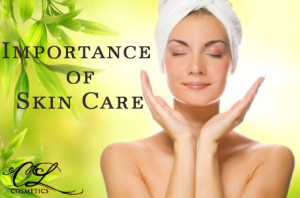 Skin care blog copy