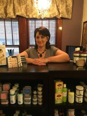 Calla lily cosmetics Tonya