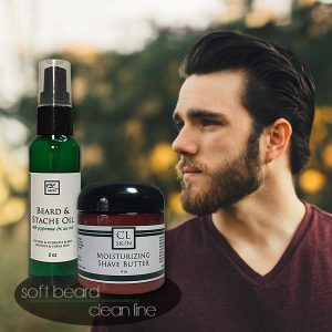 beard stache oil