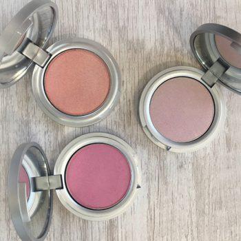Calla Lily Cosmetics, CL cosmetics, blush, mineral makeup