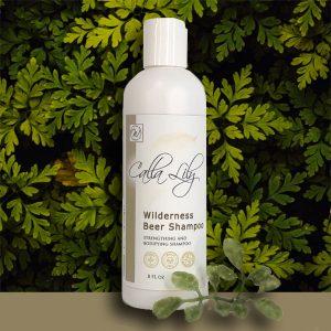 Wilderness Beer Shampoo