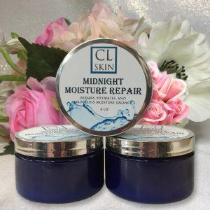 Midnight moisture repair cream