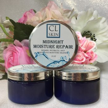 Midnight moisture repair cream