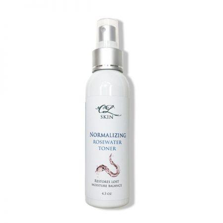 normalizing rosewater toner, CL skin