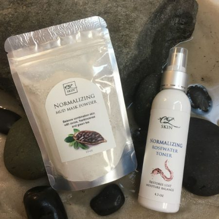 normalizing mud mask