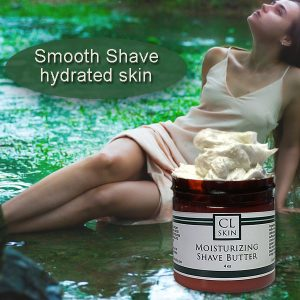 moisturizing shave butter