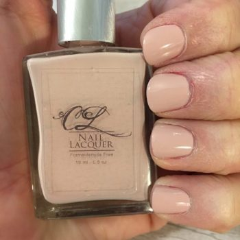 calla lily cosmetics, CL cosmetics, Calla Lily nail polish, CL nail polish