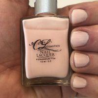 Nail Polish, soft pink