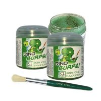 Dino Burps Body Icing sugar scrub