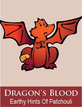 dragons blood bubble bath
