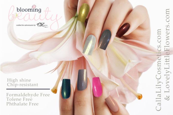 calla lily cosmetics