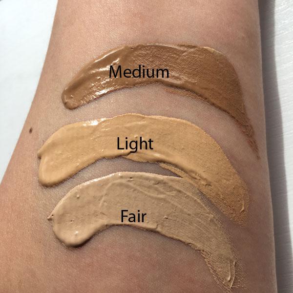 bb cream, CL cosmetics