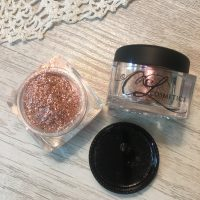 Fairly Pink Mineral Glitter Eye shadow