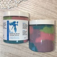 mermaid breath sugar scrub