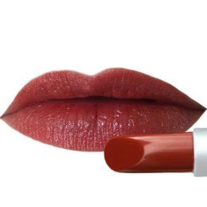 Rich Red lipstick