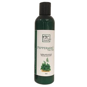 Peppermint Tea Tree Conditioner, dandruff