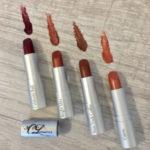 Gluten Free, Paraben Free and Vegan Lipsticks