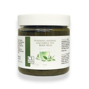Green Tea Body Mud