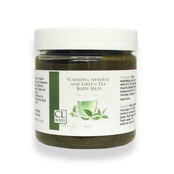 Green Tea Body Mud