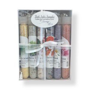 bath salt sampler