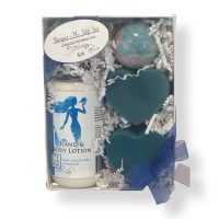 mermaid breath pamper me set
