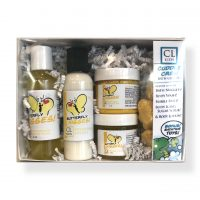 butterfly kisses gift box