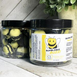 Bumblebee Buzz Bath Nuggets