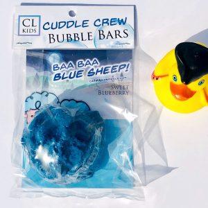 blue sheep bubble bar