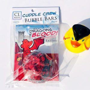 dragons blood bubble bar