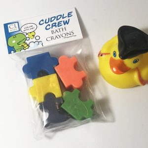 Puzzle Bath Crayon Soaps