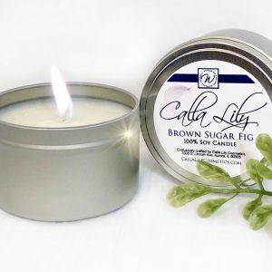 Brown Sugar Fig Candle