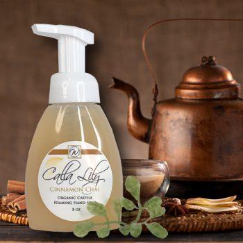 Organic Foaming Hand Soap